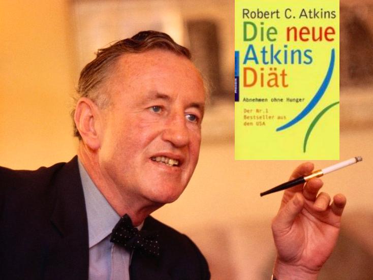 Atkins Diät - Diese Form von Diät ist eine viel umstrittene Form, jedoch wurde dieses Exemplar über 7 Millionen mal verkauft. Lesen sie sich die Vorteile und Nachteile durch.